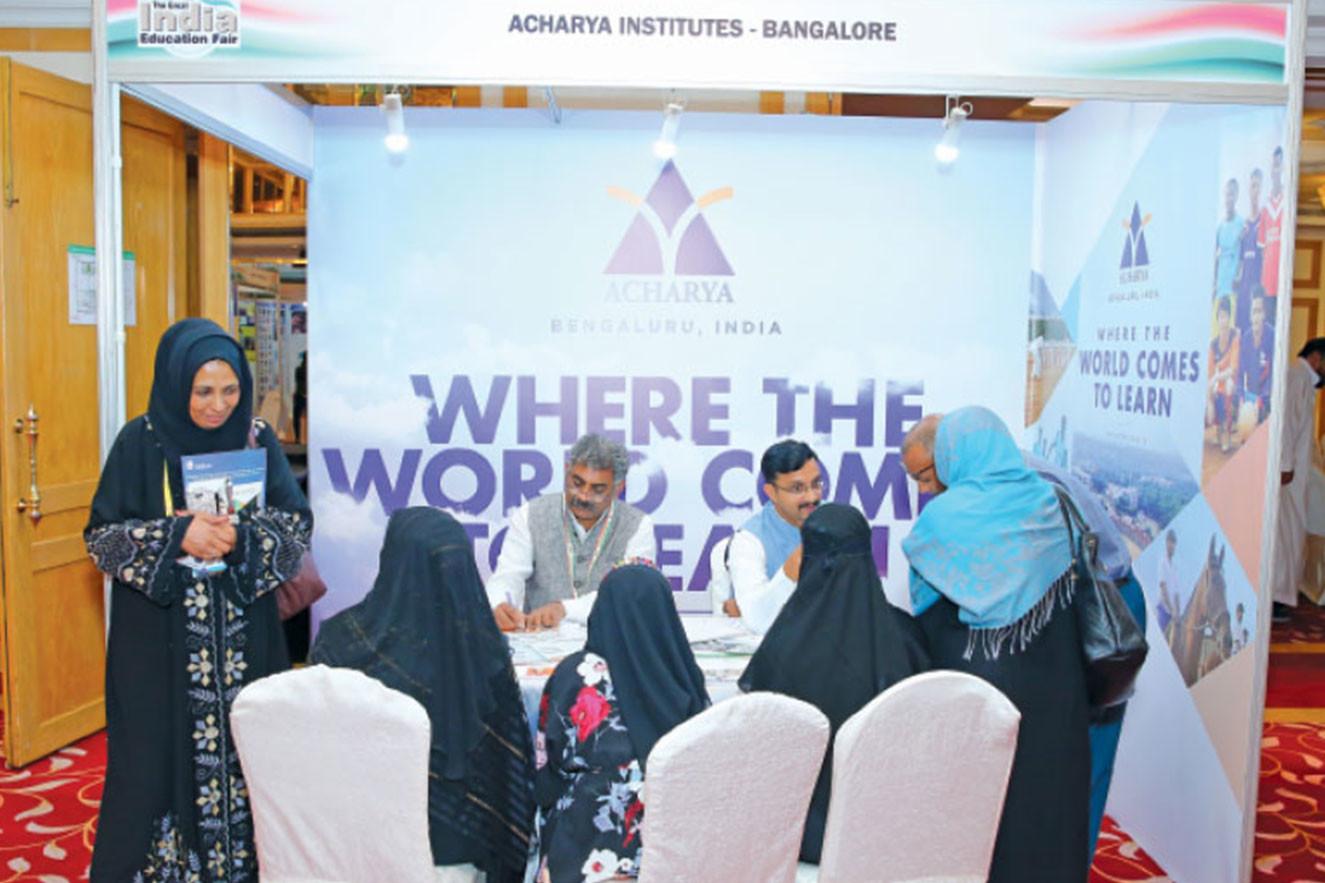 Afairs   The Great India Education Fair - Exhibitors