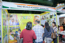 trio world academy, bangalore