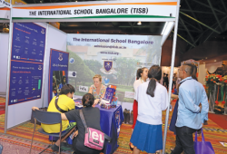THE INTERNATIONALSCHOOL, BANGALORE