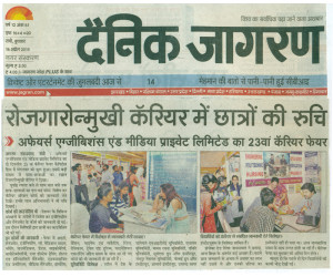 Dainik Jagaran 16 April 2014