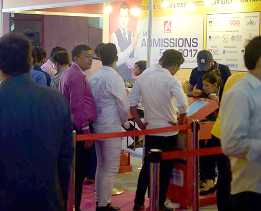 Afairs | Admissions Fair, Admissions Fair Exhibitors