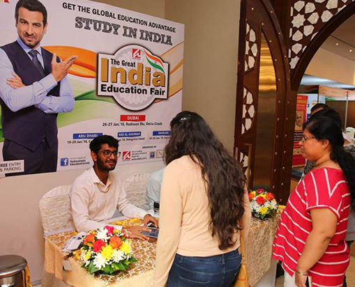 Afairs | The Great India Education Fair - Exhibitors