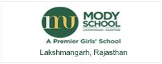 Mody School Lakshmangarh